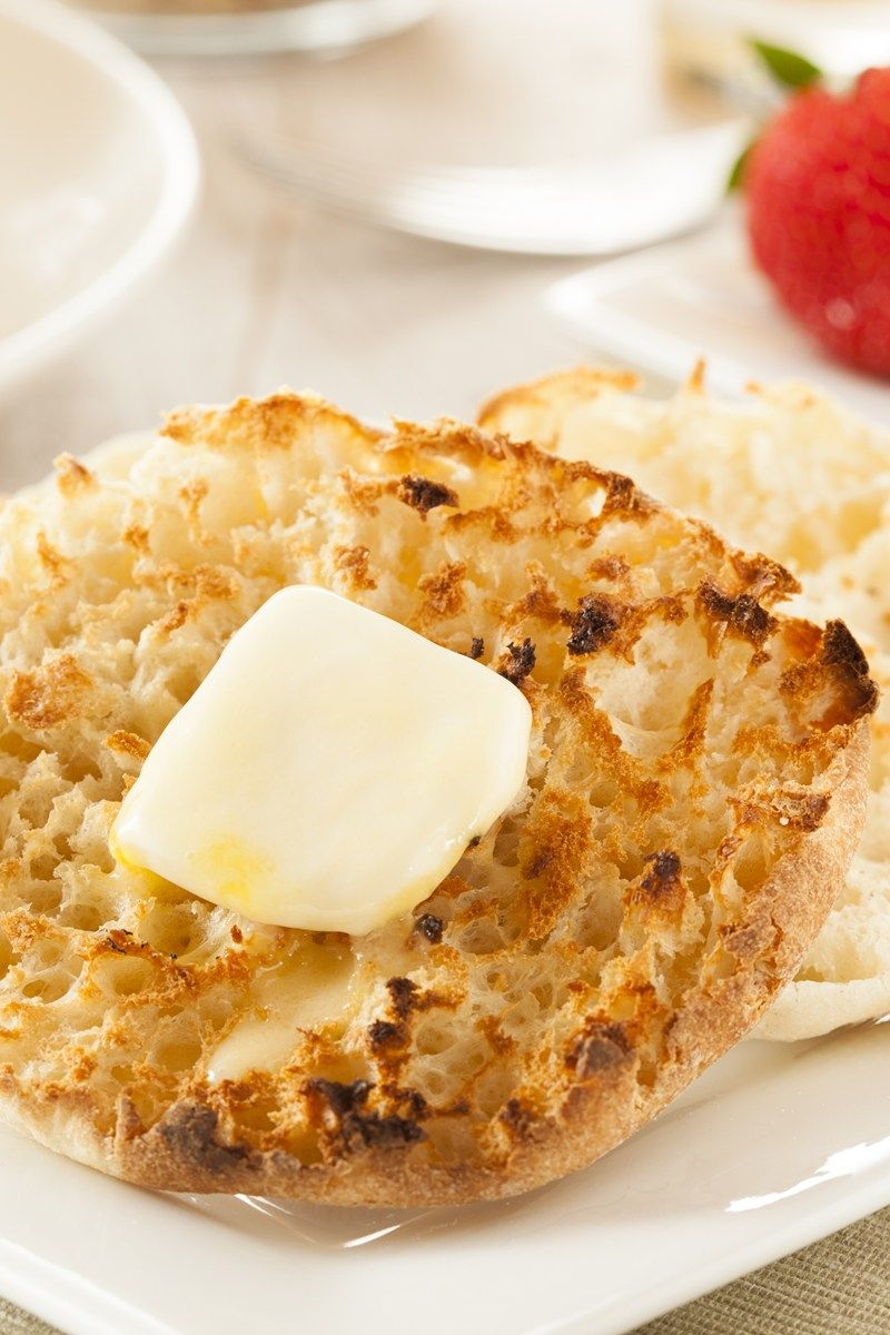 Recipe Kitchme English Muffin Recipes Homemade English Muffins Easy Oatmeal Recipes Breakfast