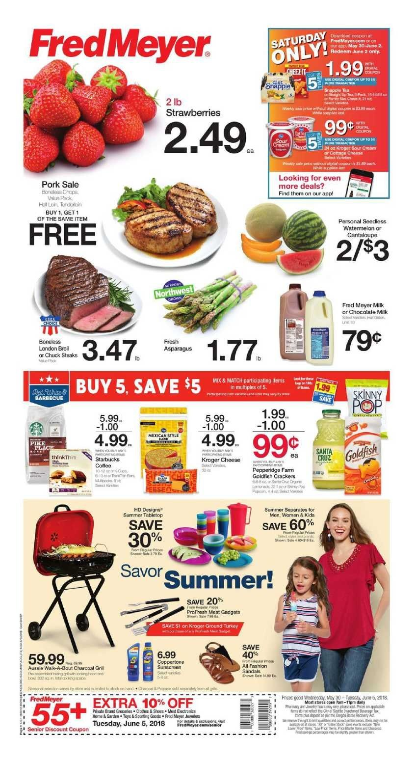 Fred Meyer Weekly Ad flyer January 16 - 22, 2019 | Weekly Ad