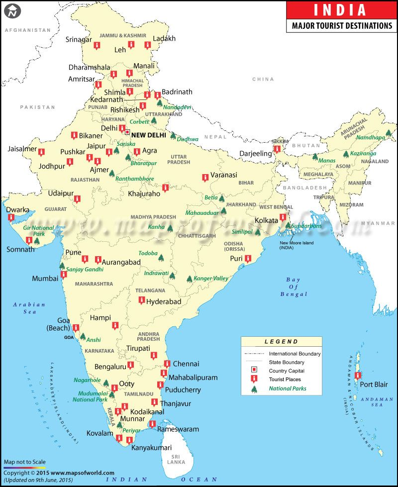Places To Visit In Summer Vacation In South India: Where Would You Travel Across #India? East, West, North Or