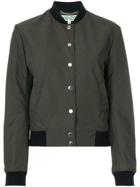 2c88c9cb KENZO Embroidered Tiger Bomber Jacket. #kenzo #cloth #jacket | Kenzo ...