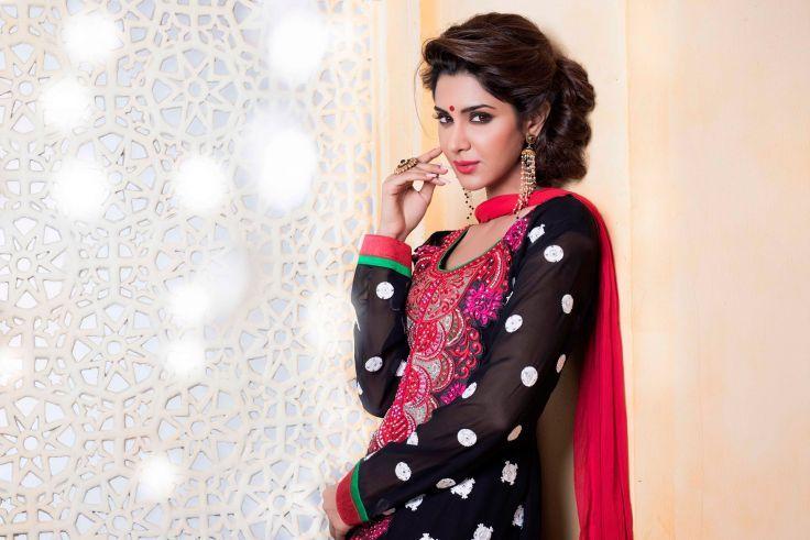 Bollywood Schauspielerin sexy Pose
