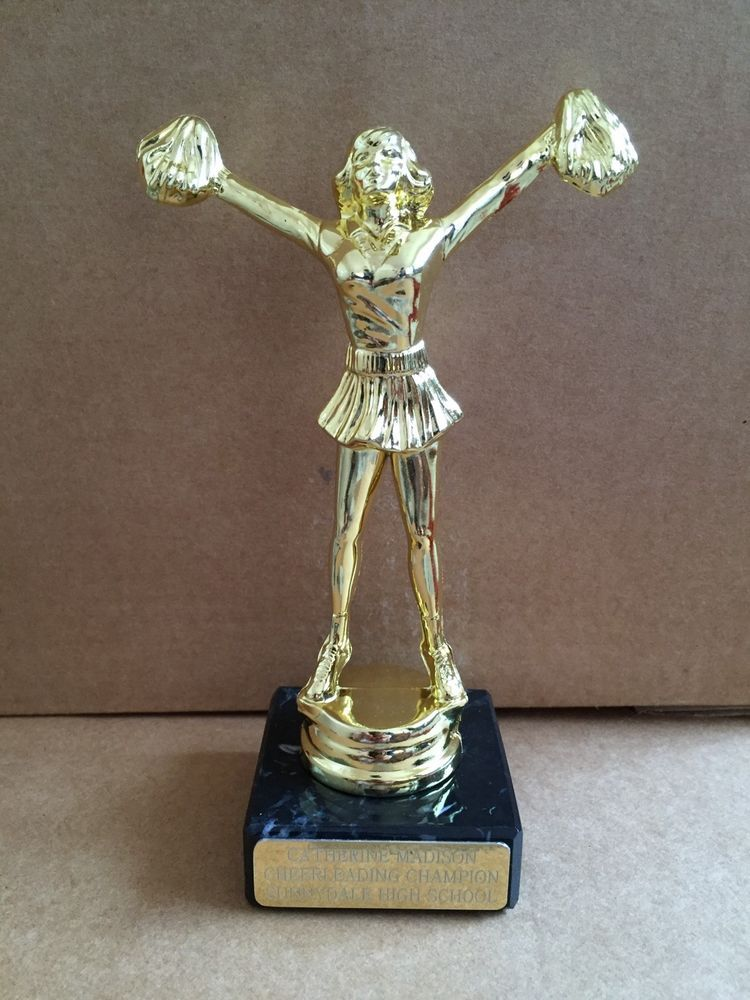 Replica cheerleading trophy from 1 3 'The Witch'  Buffy the