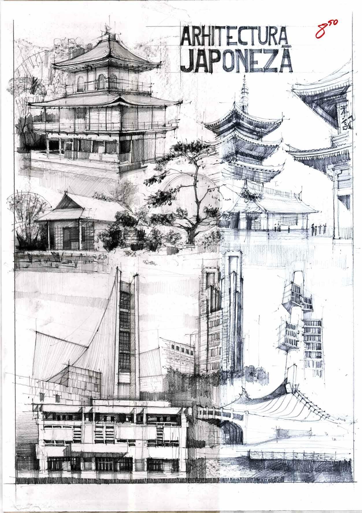 Istorie Page 2 Vlad Bucur Architecture Sketch Perspective Drawing Architecture Architecture Drawing