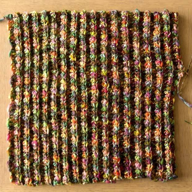 Crazy For Crochet Half Double Crochet Hdc In Back Loops Only Blo