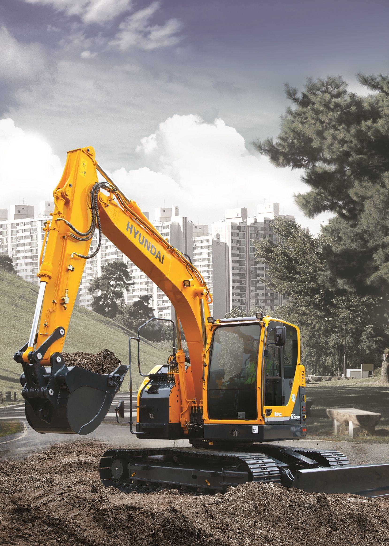 Hyundai R125LC-9A crawler excavator. Hyundai R125LC-9A crawler excavator  Repair Manuals, Workshop ...