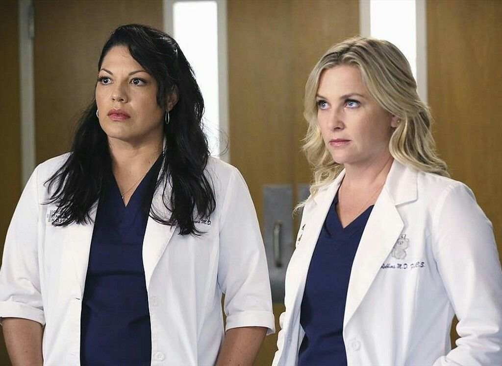 Callie Torres & Arizona Robbins | Grey\'s Anatomy 1-? | Pinterest