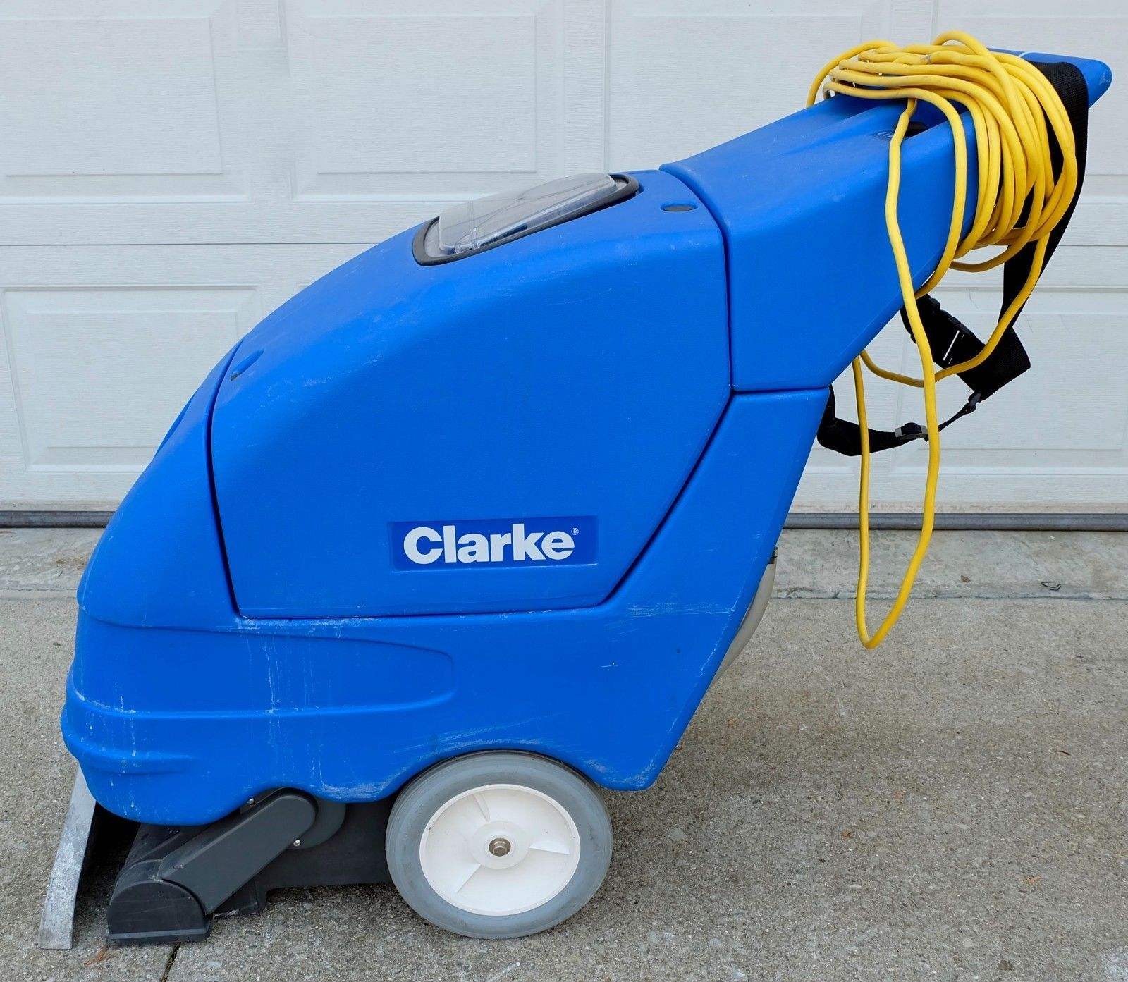 Clarke Clean Track 16 Wash Rinse Carpet Extractor 120v CordedElectric  Commercial (eBay Link)