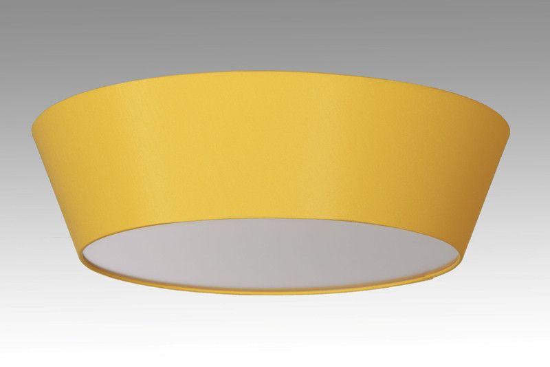 Deckenlampen Deckenleuchte D.60 cm, Lampenschirm Stoff