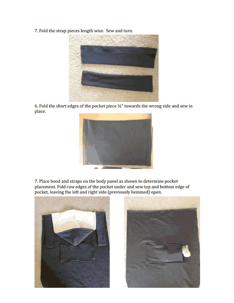 DIY cover tute