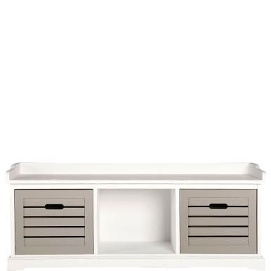 MAPLE HILL Bank mit 2 Schubladen | Grey drawers, Country ...