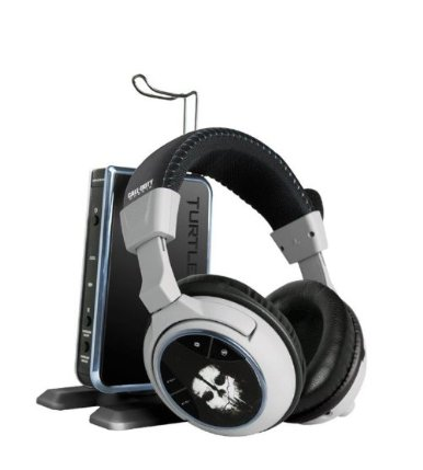 Review: Turtle Beach Call of Duty: Ghosts Ear Force Phantom Limited Edition Gaming Headset for Xbox 360 - Short Cut Saver