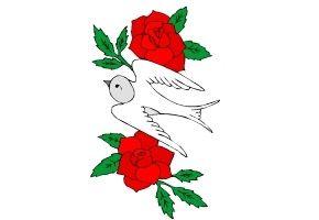 Rosen Ausmalbilder Kostenlos Ausmalbilder Ausmalen Ahornblatt Tattoo