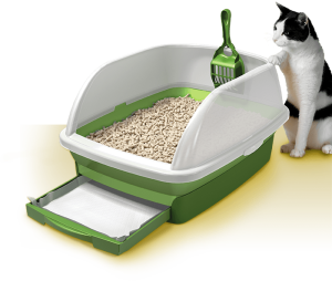 Cat Litter On A Boat The Boat Galley Tidy Cats Cat Litter Box Cat Litter