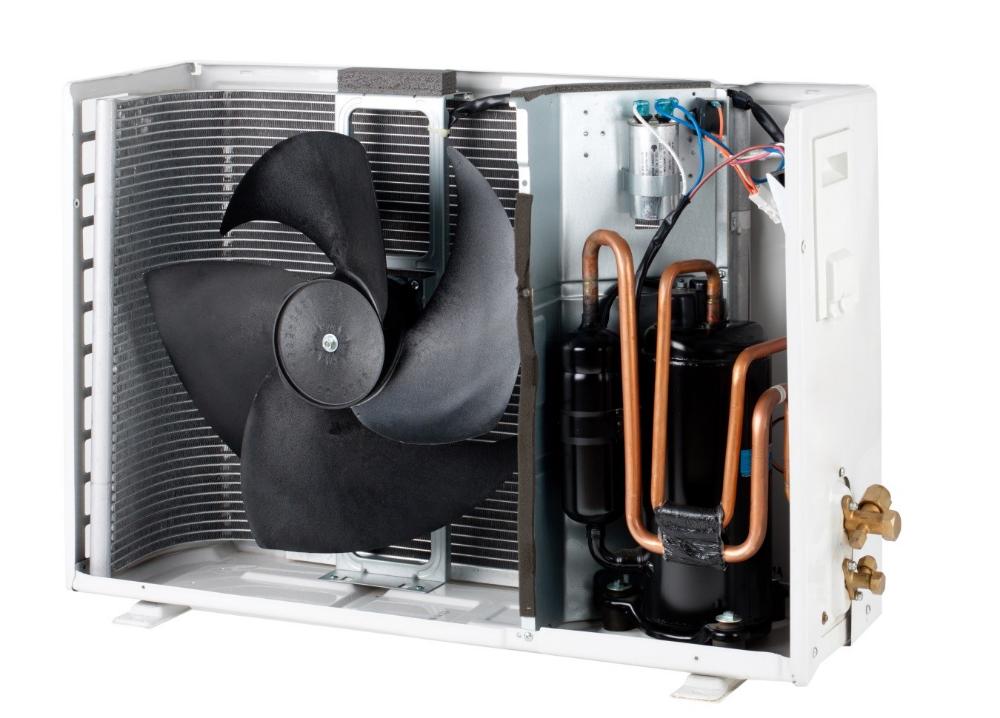 Contenido Unidad exterior o condensadora Aire
