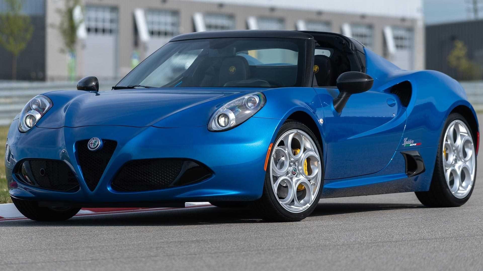 2020 Alfa Romeo Duetto Release Date