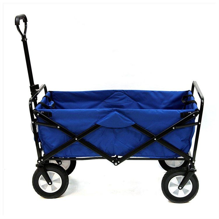 Factory Direct Wholesale Blue Mac Sports Collapsible Folding