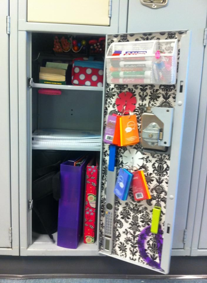 Loving The Janus Locker Shelf For Half Lockers...you Get A Second