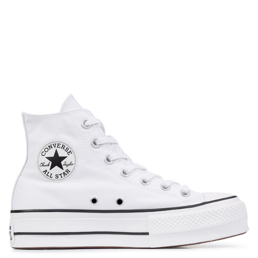all star converse blanche