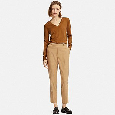 dfad46f85 Women ezy ankle-length pants | Threads | Pants, Ankle length pants ...