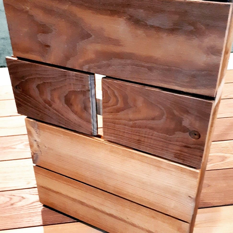 Display The Latest Innovative Natural Wood Decking Product Line Thermallymodified Wood Decking Endmatched Wui Codecomplient Dec Wood Wood Deck Softwood