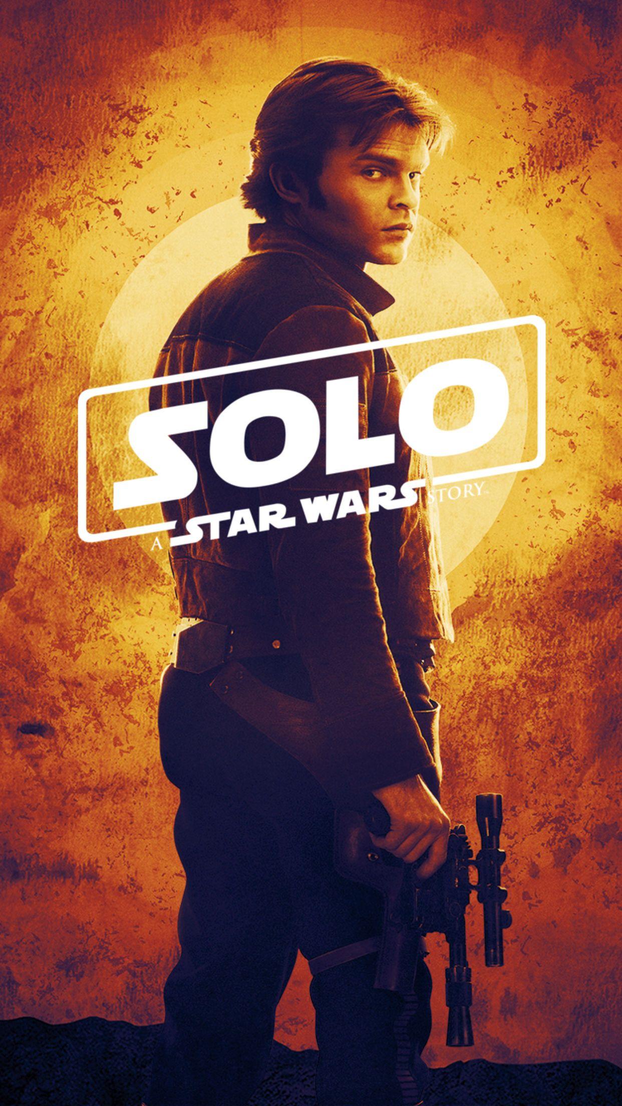 Solo New Poster Https Teaser Trailer Com Movie Star Wars Han Solo Starwars Hansolo Solo Aldenehrenreich