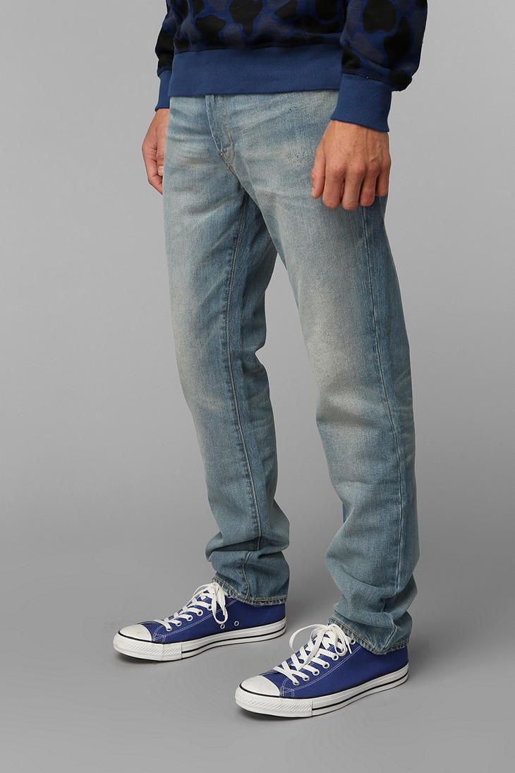 d0813e06179 Urban Outfitters | Blue Levis 511 Whiskey Skinny Jean for Men | Lyst ...