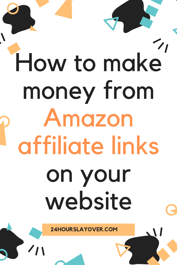 How To Make Money Through Amazon Links