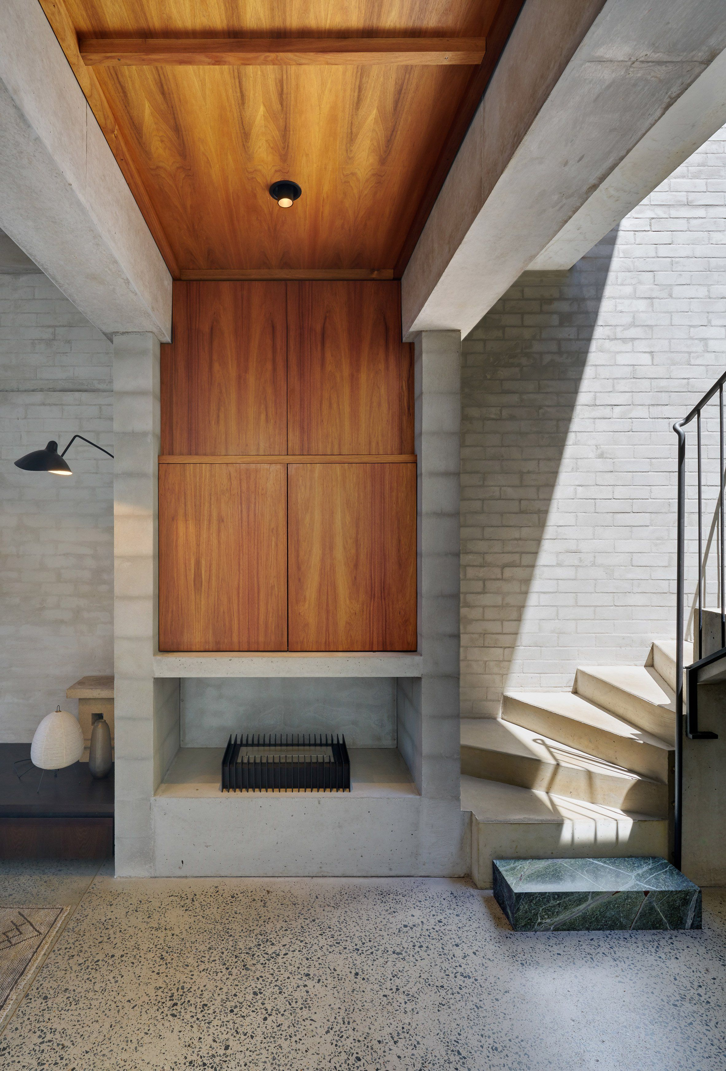 Annandale House by Welsh + Major | embodied\'n\'enclosed | Pinterest