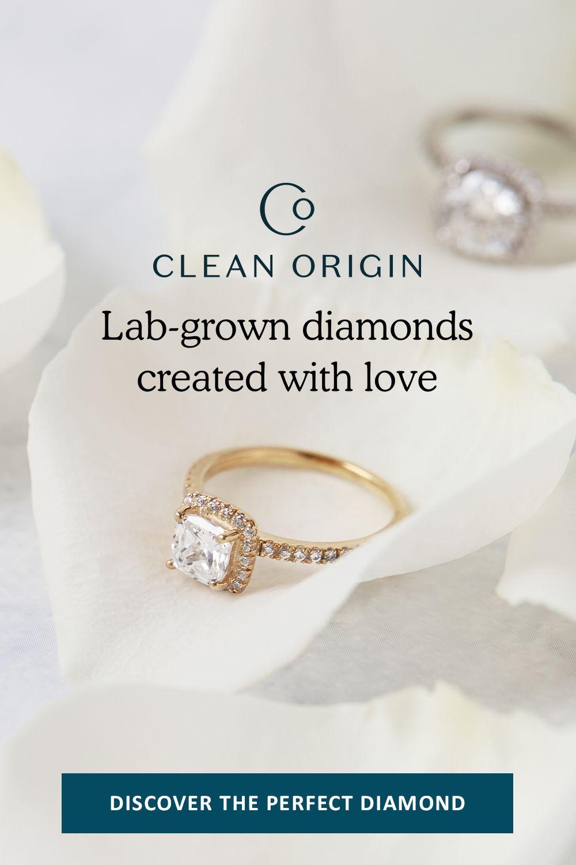Lab Grown Diamonds Created With Love Lab Created Diamonds Engagement Engagement Ring Cleaning Lab Grown Diamonds