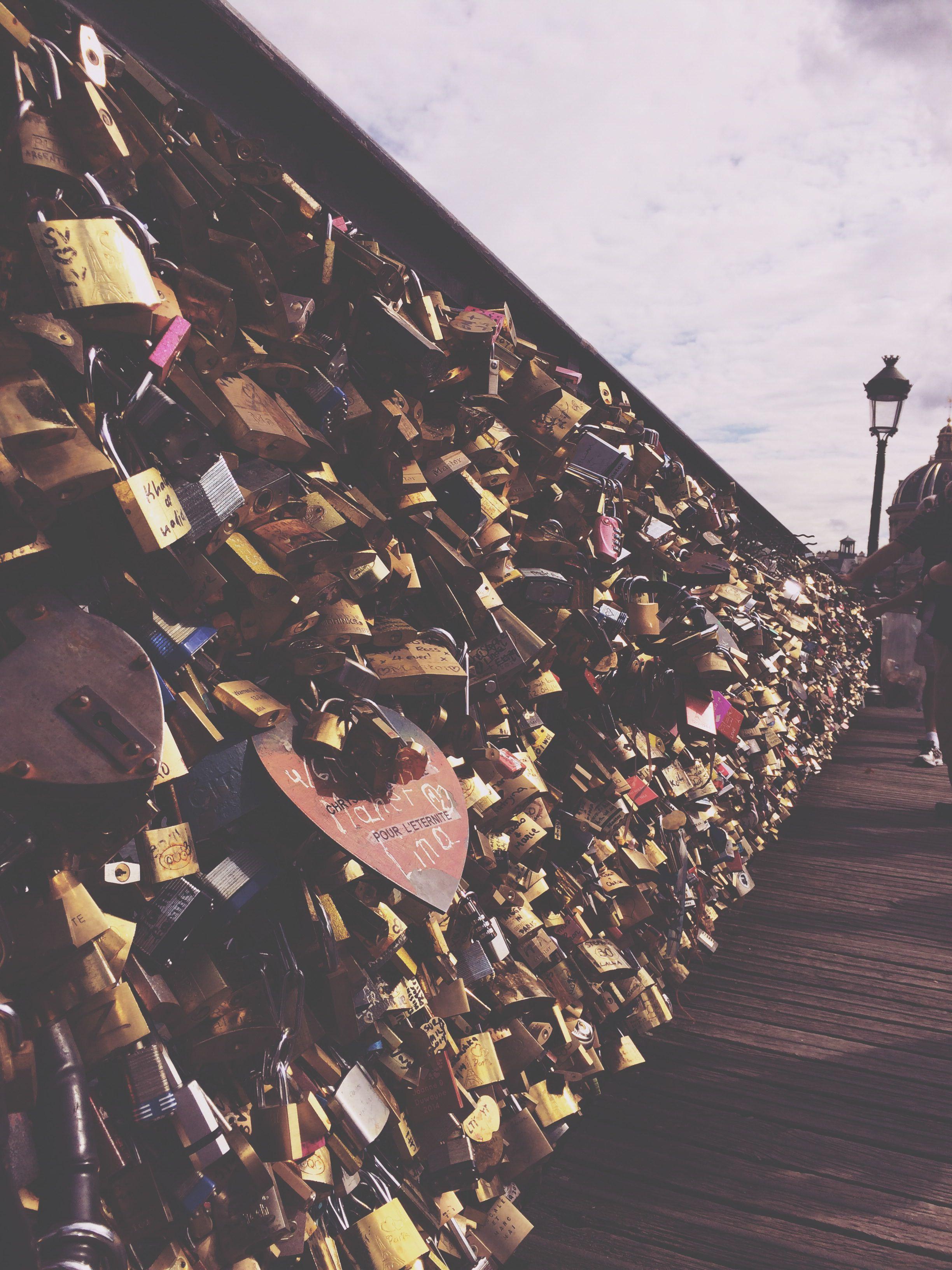 Pont des Arts. ©danielacruz