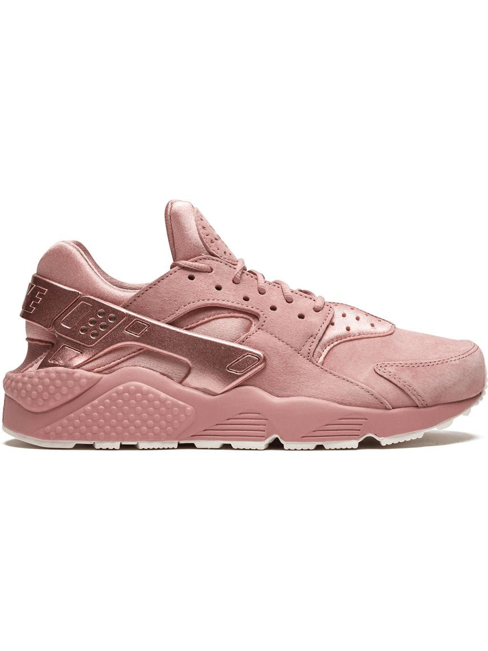 apenas Acerca de la configuración Betsy Trotwood  Nike Air Huarache Run Sneakers - Farfetch in 2020 | Pink nike shoes, Nike  huarache women, Nike air shoes