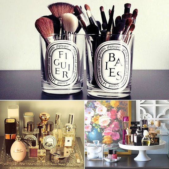 Beautiful Inspiring Makeup Storage Ideas From Pinterest