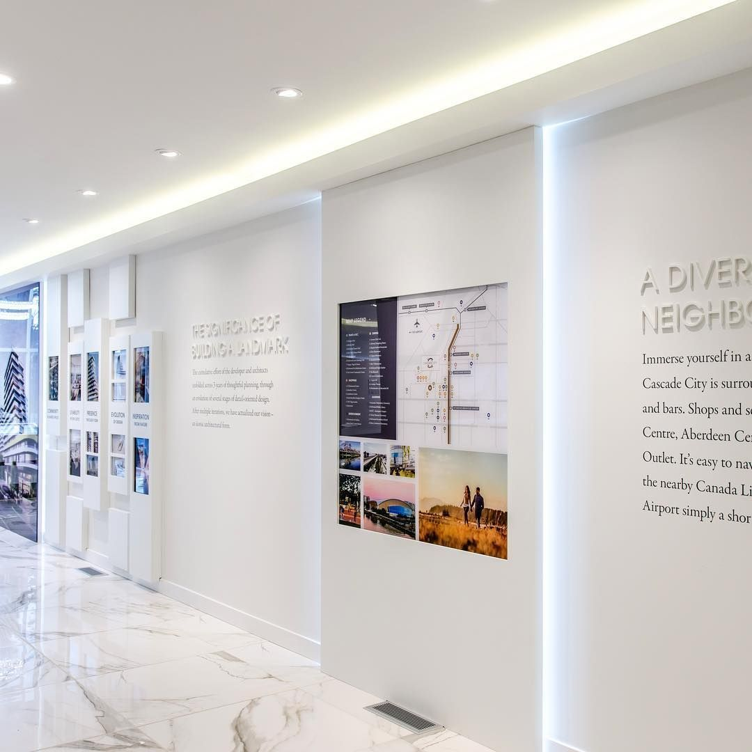 Sales Centre Design By Bam Rendering By Bam Beauty Elegant