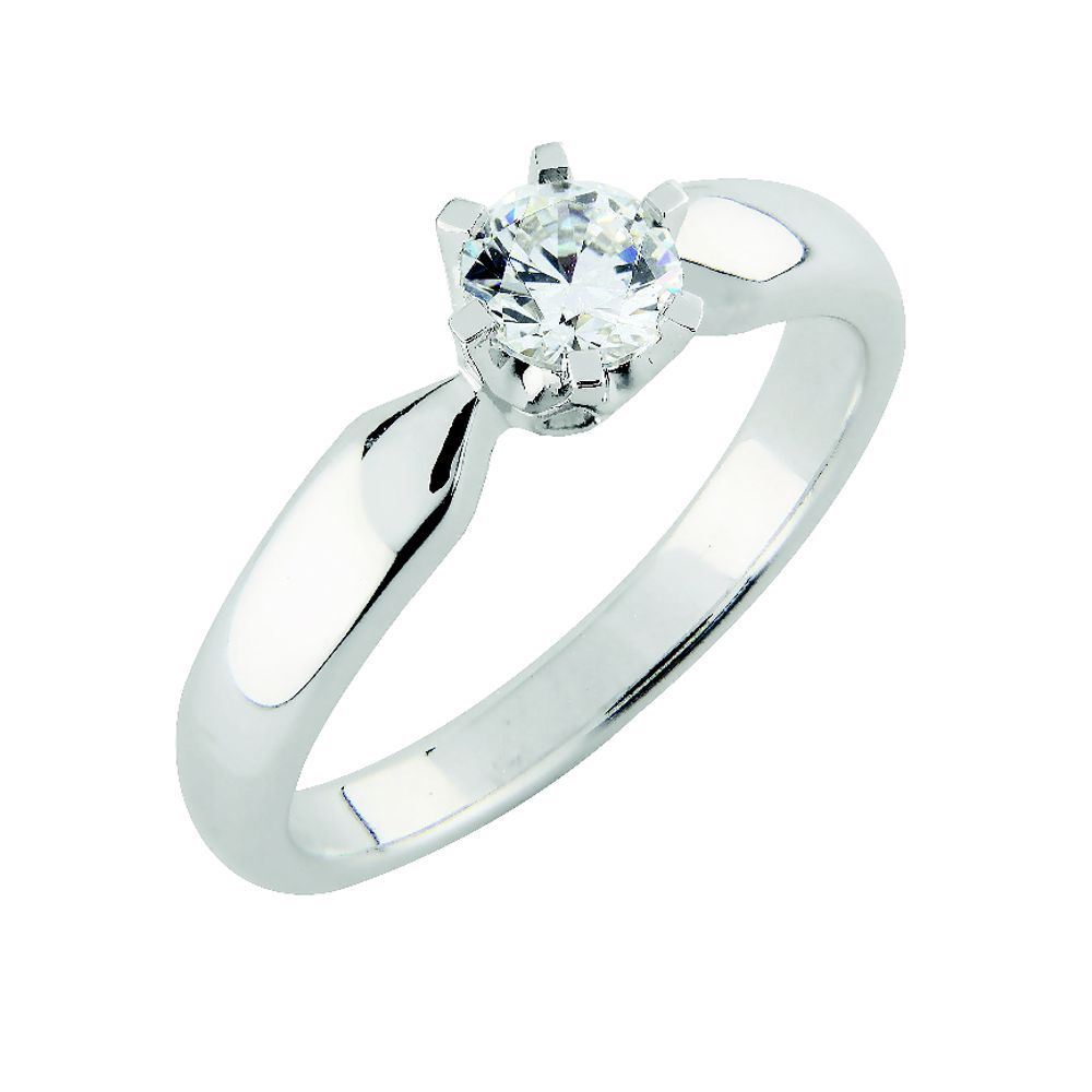 Solitaire 0,40ct Diamanti Collection