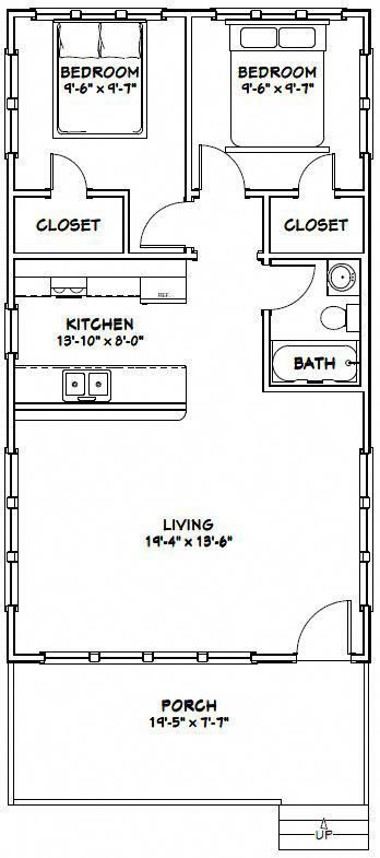 Framing A 10x10 Room: PDF House Plans, Garage Plans, & Shed Plans