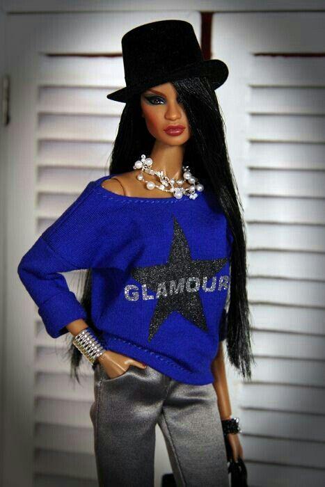 Barbie Frau