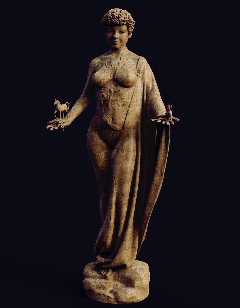 Helen of Troy, vichar vichar on ArtStation at https://www.artstation ...