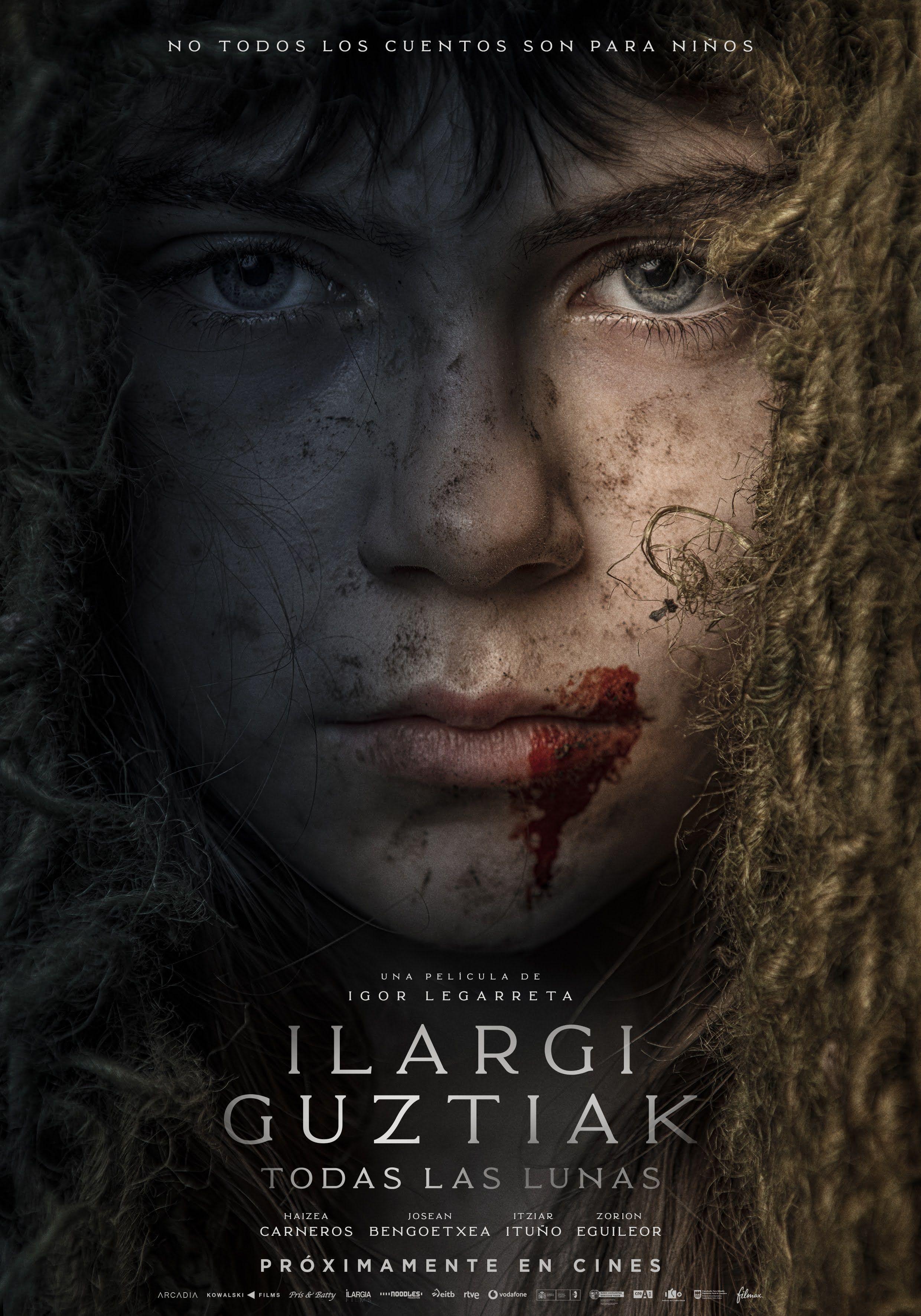 Todas Las Lunas Ilargi Guztiak Carteles De Cine Cine Peliculas