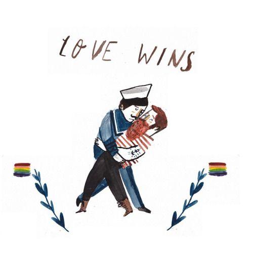 #lovewins #dickvincent