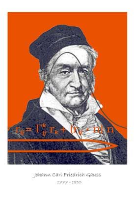 carl friedrich gauss education