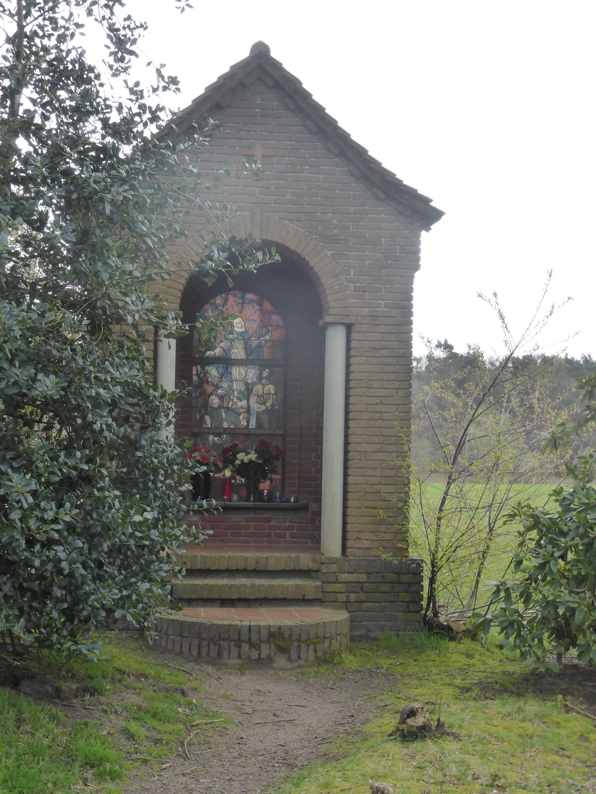 Kapel van Maria Toevlucht in Zundert
