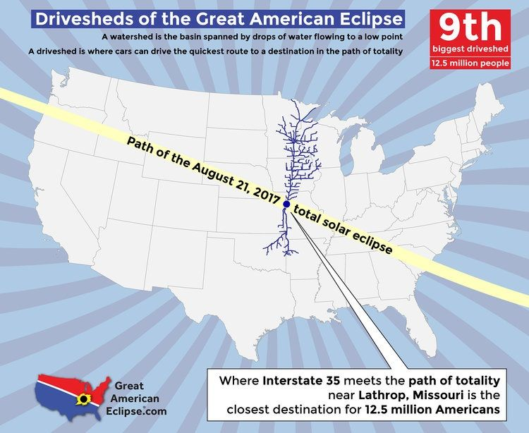 Avoiding Eclipse Traffic Choke Points Eclipse Pinterest Solar