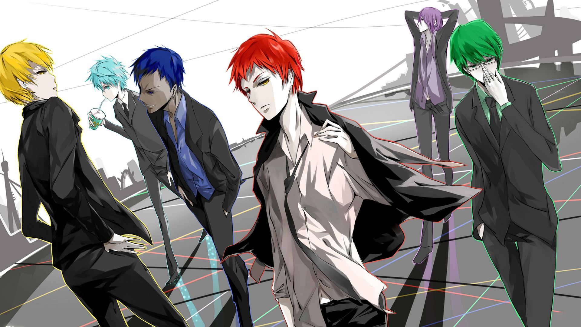 Kuroko no basket hd background httpwallpapers and backgrounds kuroko no basket hd background picture image voltagebd Choice Image