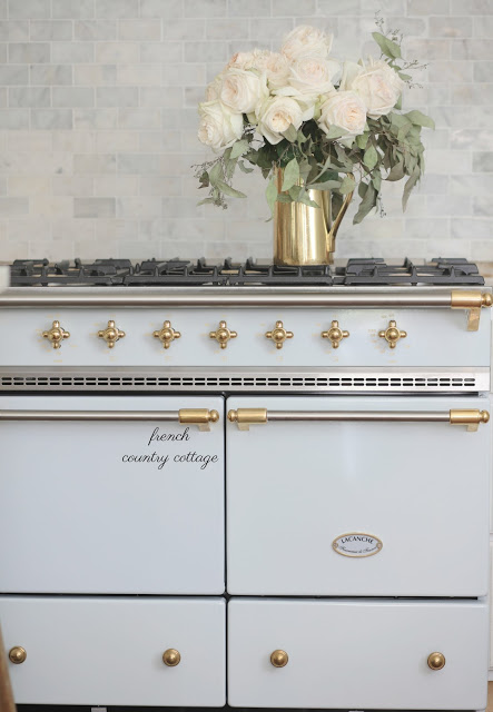 A love affair with my French range - Questions and answers