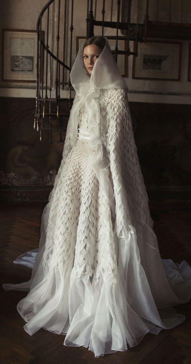 Alberta Ferretti 2017 Wedding Dresses   Alberta ferretti, Wedding ...