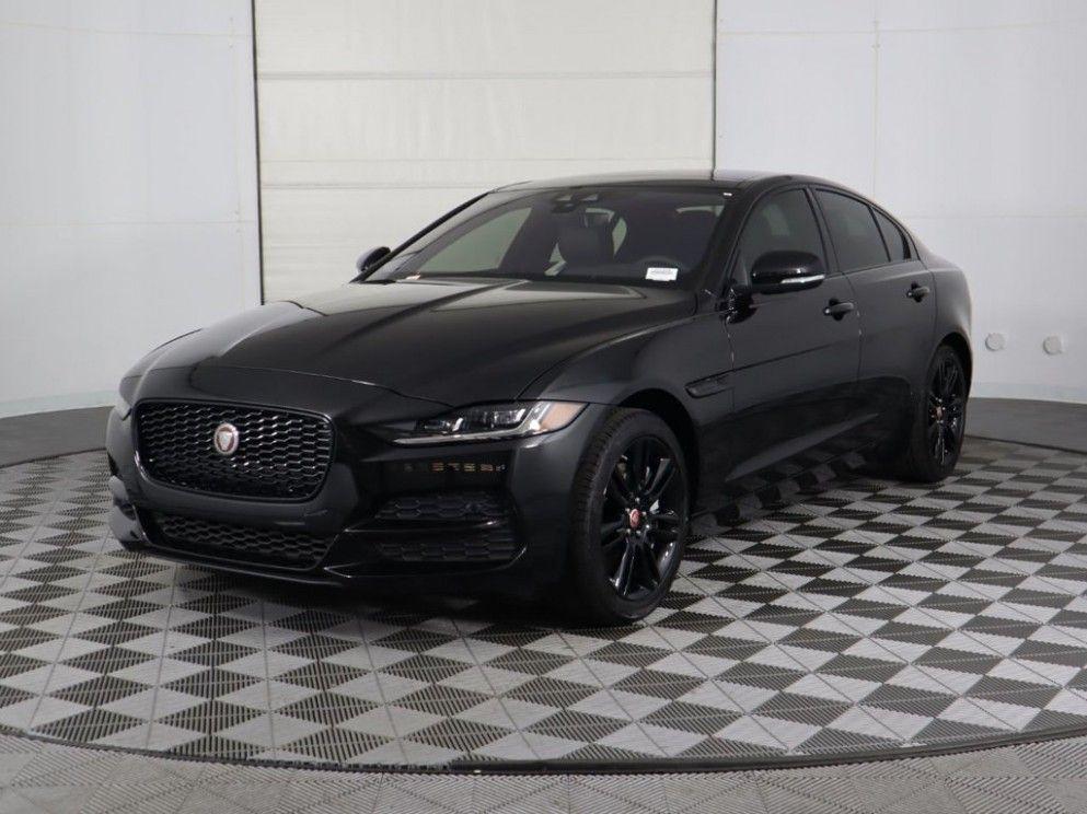 2020 Jaguar Xe Black In 2020
