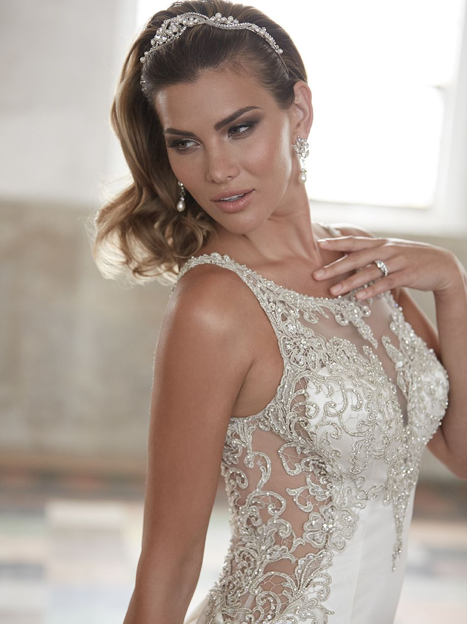 Pin by superior bridal on vintage glam with images