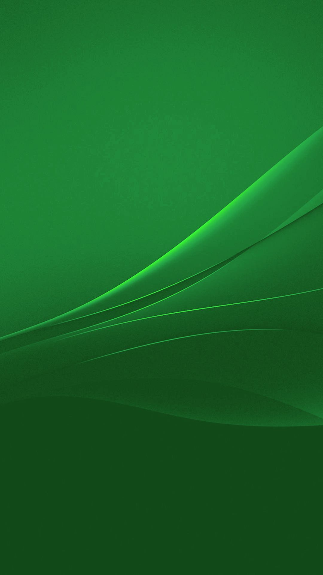 Download official Xperia Z4/Z3+ Wallpapers | Green ...