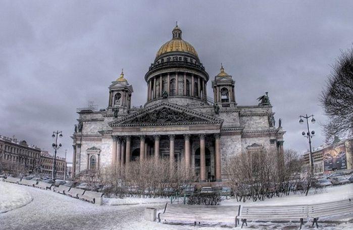 Sant'Isacco, San Pietroburgo