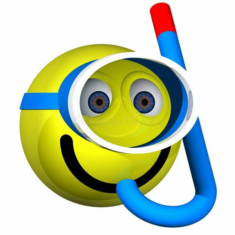 Smiley emoji scuba diving   Smileys   Emojis   Smiley ...